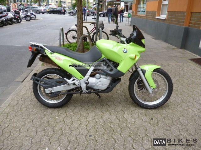 1994 BMW  F 650 Motorcycle Enduro/Touring Enduro photo