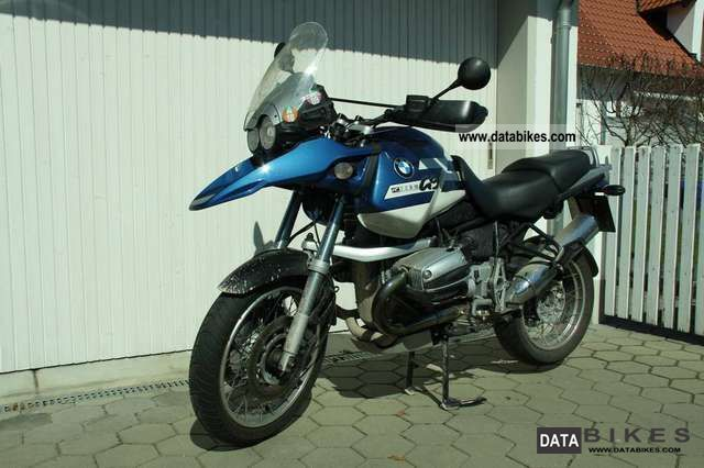 2001 BMW  R 1150 GS ABS Heated Grips FID sports gear Motorcycle Enduro/Touring Enduro photo