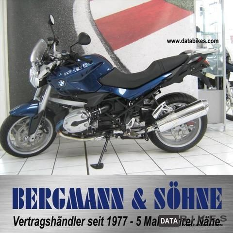 2010 BMW  R 1200 R Motorcycle Motorcycle photo