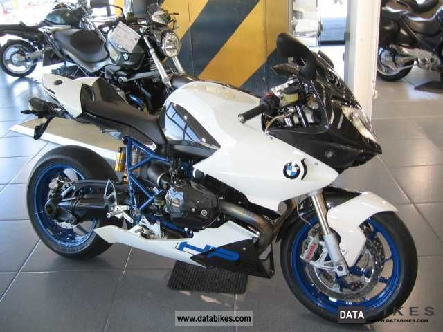BMW  HP2 Sport with ABS and shift assistant 2009 Motorcycle photo