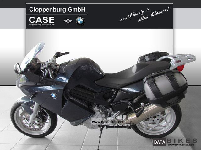 2009 BMW  F 800 ST Motorcycle Tourer photo