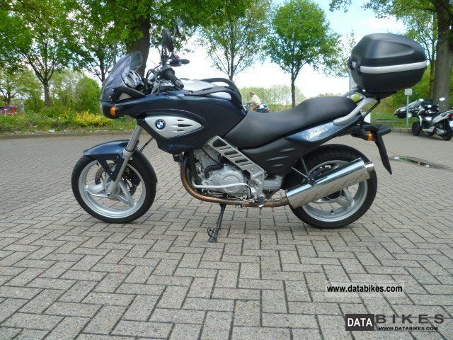 2004 Bmw F 650 Cs Abs