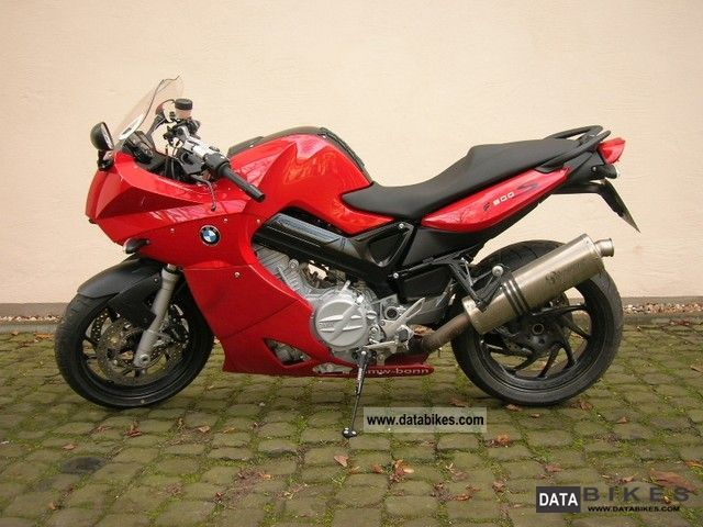 2007 BMW  F800S Motorcycle Sport Touring Motorcycles photo