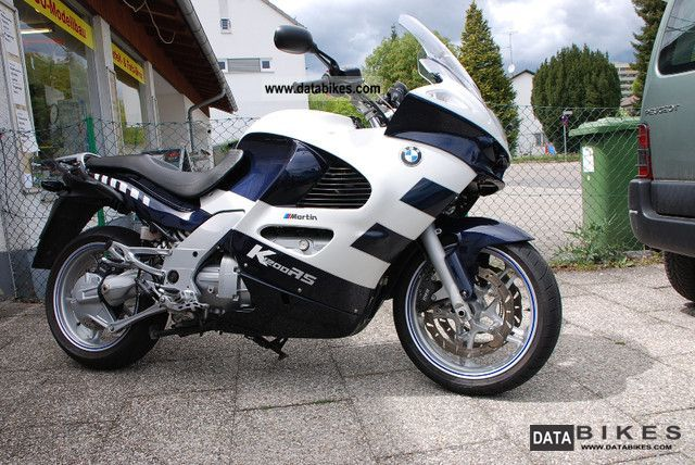 2003 BMW  K 1200RS Motorcycle Sport Touring Motorcycles photo