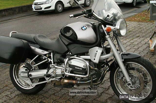 1997 BMW  259 Motorcycle Motorcycle photo