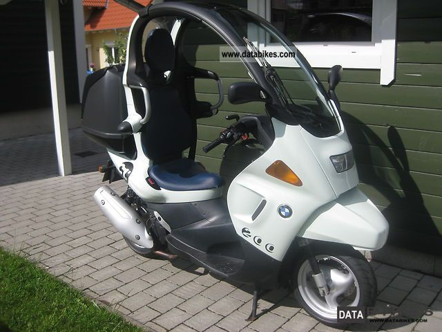 BMW  C1 200 2002 Scooter photo