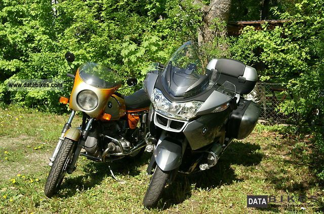 2006 BMW  RT 1200 and R90S Motorcycle Sport Touring Motorcycles photo