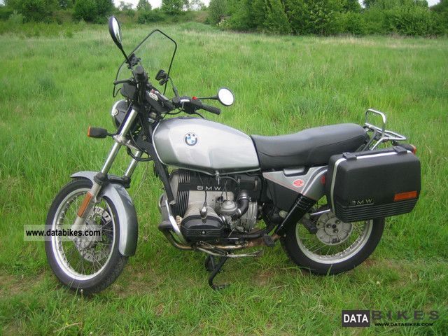 1985 BMW  R 80 ST Motorcycle Motorcycle photo