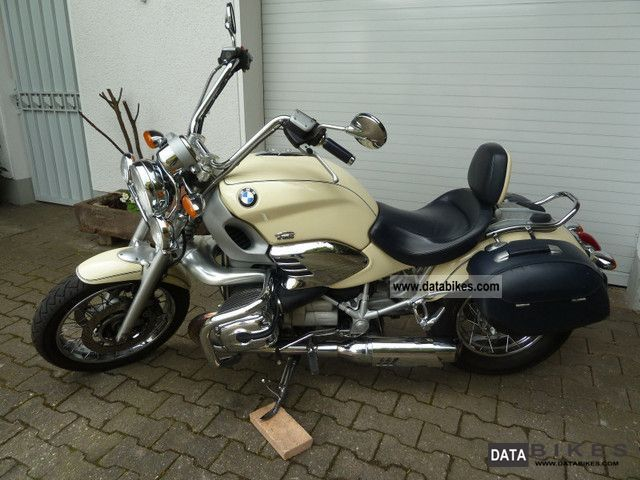 1998 BMW  R1200C Motorcycle Chopper/Cruiser photo