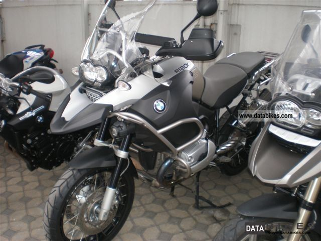 2007 BMW  R 1200 GS Adventure Motorcycle Motorcycle photo