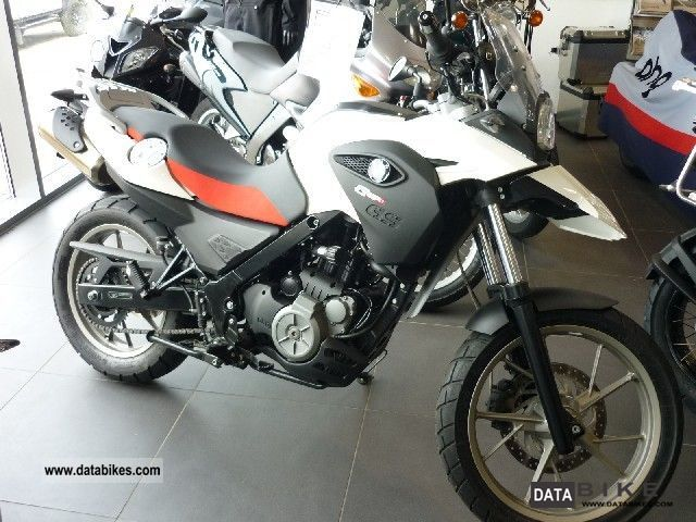 2011 BMW  G 650 GS Motorcycle Motorcycle photo
