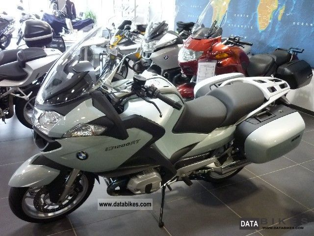 2011 BMW  R 1200 RT Radio ESA cruise Motorcycle Motorcycle photo