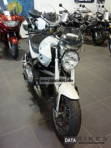 2011 BMW  R 1200 R ABS ASC ESA Motorcycle Motorcycle photo