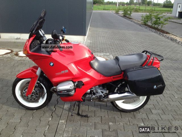 1993 BMW  R 1100 GS ABS Motorcycle Motorcycle photo