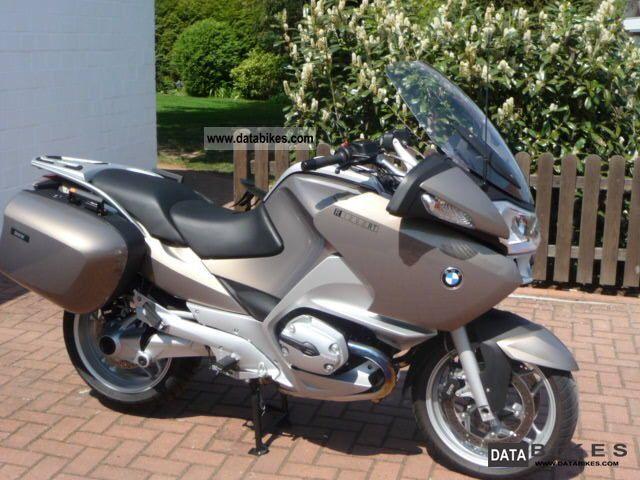 2007 BMW  R1200 RT Motorcycle Tourer photo