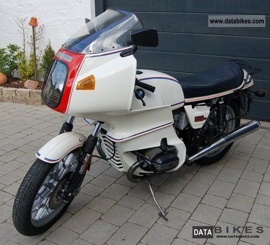 BMW  R 100 RS 1979 Vintage, Classic and Old Bikes photo