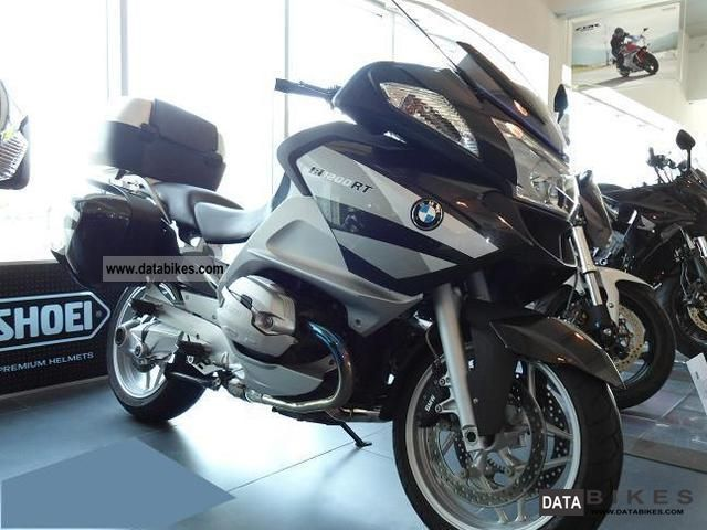 2010 BMW  R1200 RT 2010 ROK Motorcycle Motorcycle photo