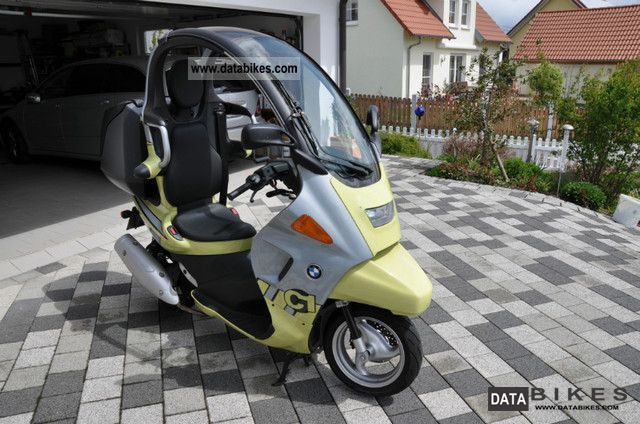 2001 BMW  C 1 Motorcycle Scooter photo