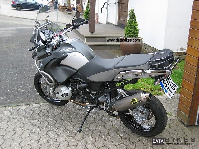 2010 BMW  GS 1200 Adventure Motorcycle Enduro/Touring Enduro photo
