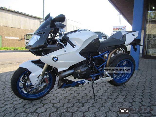 2010 BMW  HP2 Sport Motorcycle Sports/Super Sports Bike photo