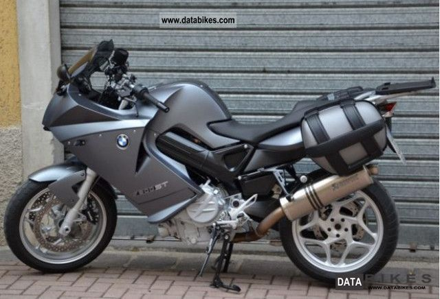 2010 BMW  F 800 ST usata Motorcycle Tourer photo