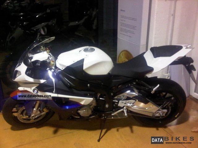 2011 BMW  S 1000 RR (2009 - 11) usata Motorcycle Motorcycle photo