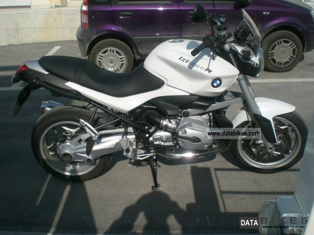 2010 BMW  ABS R 1200 R Motorcycle Naked Bike photo