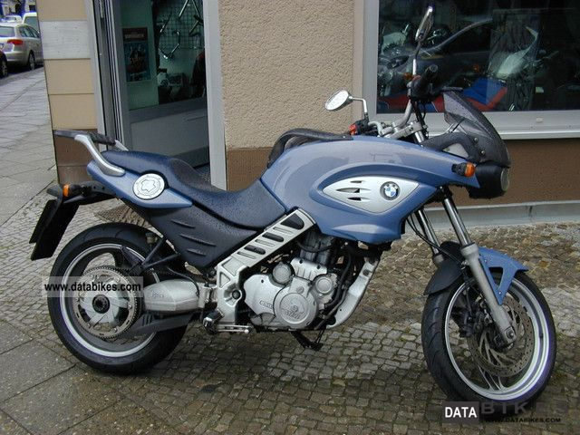 2002 BMW  F 650 CS Scarver Motorcycle Motorcycle photo
