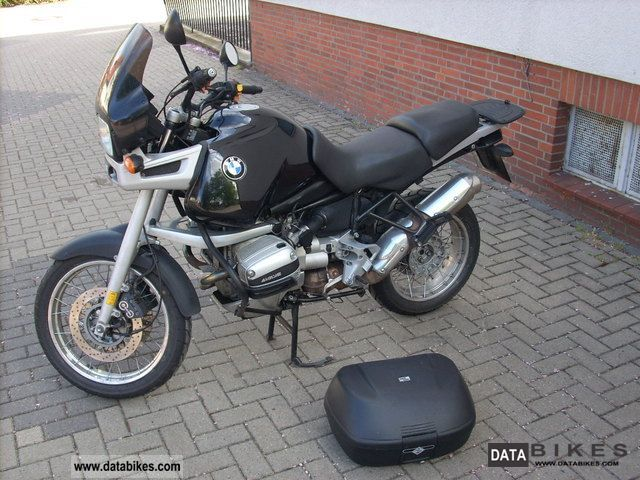 1999 BMW  1100 Motorcycle Enduro/Touring Enduro photo