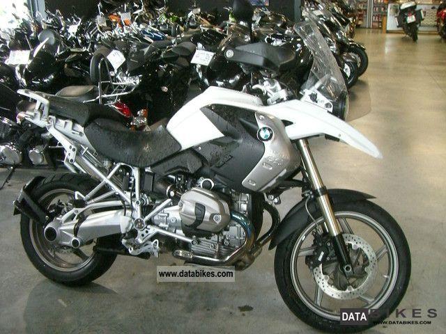 2010 BMW  R 1200 GS Mod.2010 Motorcycle Enduro/Touring Enduro photo