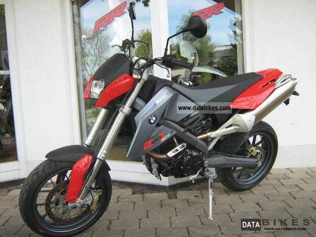 2007 Bmw G 650 Xmoto Abs 1133km Like New
