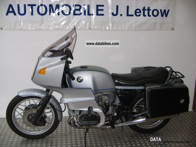 BMW  R 100 RS 247 1978 Vintage, Classic and Old Bikes photo