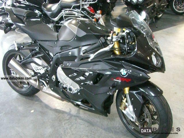 2011 BMW  S 1000 RR Mod.2011 Motorcycle Sports/Super Sports Bike photo