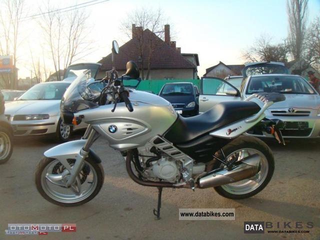 2003 BMW  CS 650 CS w zarejestrowany Polsce Motorcycle Other photo