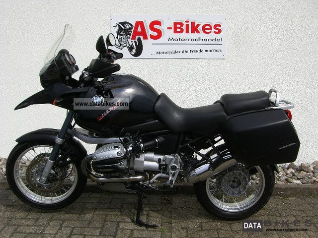 2001 BMW  R 1150 GS ABS HG first case Hand only 15 066 KM Motorcycle Enduro/Touring Enduro photo