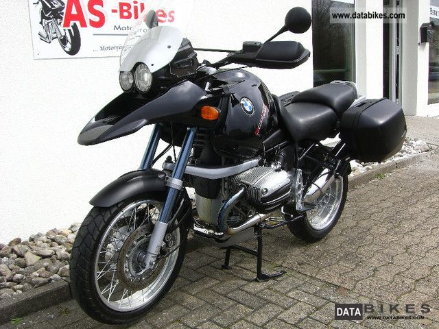 2001 bmw r 1150 gs abs hg first case hand only 15 066 km. Black Bedroom Furniture Sets. Home Design Ideas