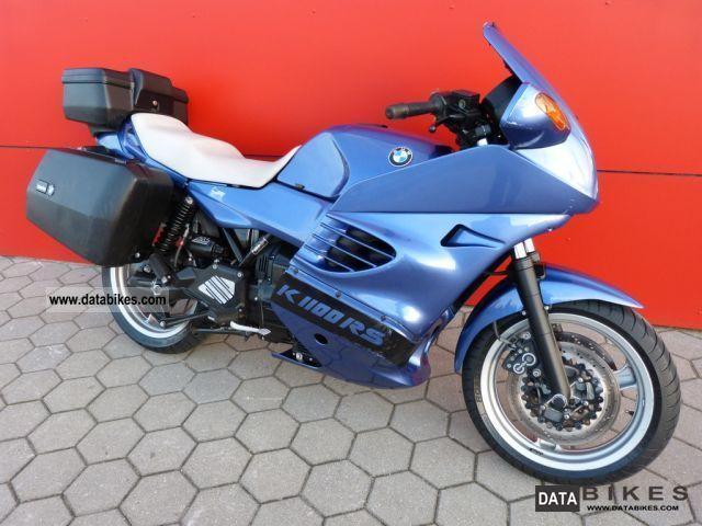 1994 BMW  K 1100 Motorcycle Tourer photo