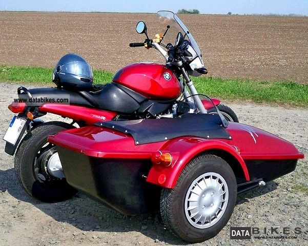 2008 BMW  R 850 R Motorcycle Combination/Sidecar photo