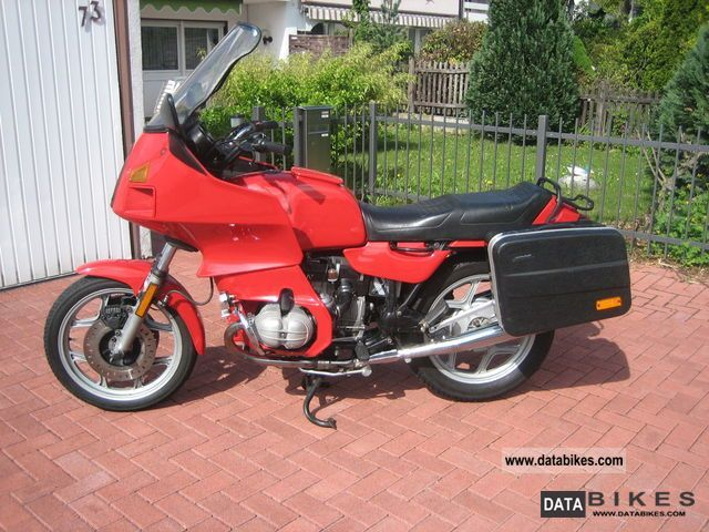 1988 BMW  R 80 RT Motorcycle Motorcycle photo