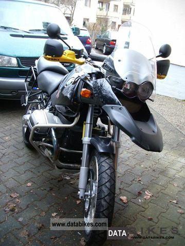 2001 BMW  R 1150 GS Motorcycle Enduro/Touring Enduro photo