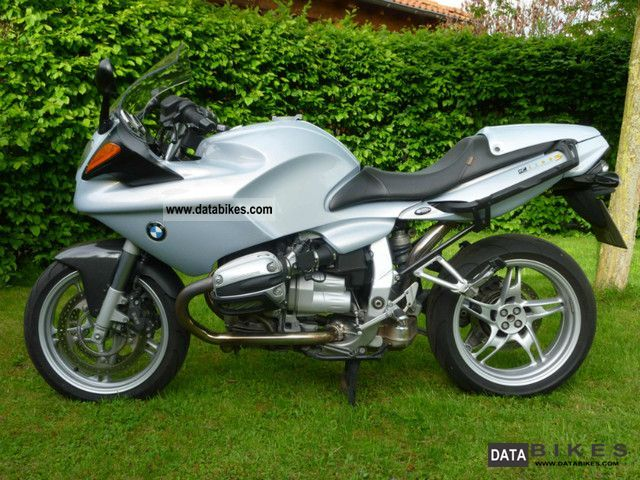 2001 BMW  R1100S includes case Motorcycle Sport Touring Motorcycles photo