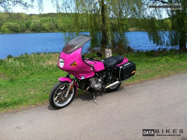 1982 BMW  R65 type 248 Motorcycle Motorcycle photo