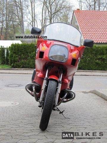 1984 BMW  R 80 RT Motorcycle Tourer photo