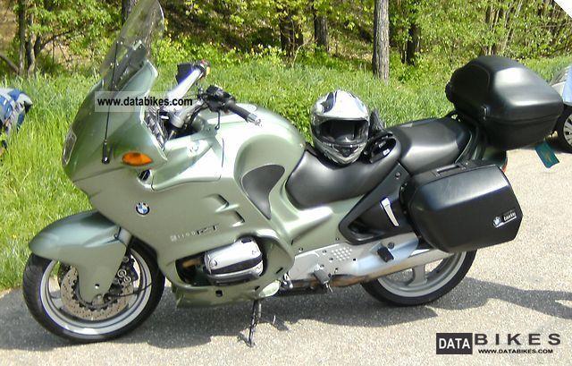 1999 BMW  R1100RT Motorcycle Tourer photo