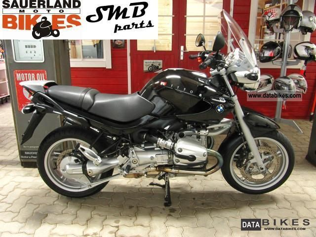 2004 BMW  R 1150 R ABS includes case Motorcycle Motorcycle photo