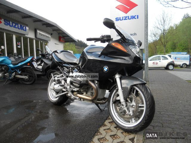2001 BMW  R1100S ABS Motorcycle Sports/Super Sports Bike photo