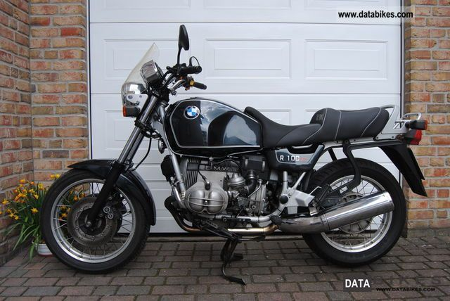 1993 BMW  R 100 R Motorcycle Tourer photo
