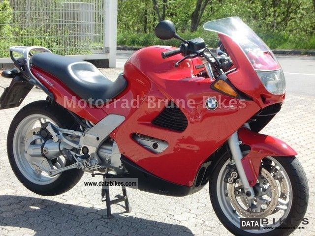 1997 BMW  K 1200 RS ABS / good condition Motorcycle Sport Touring Motorcycles photo