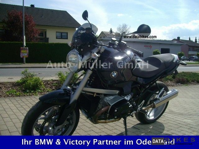 BMW  R 1200 R roadster POWER WITH 131HP 2007 Naked Bike photo