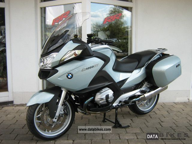2011 BMW  Safety R1200RT touring audio system Motorcycle Tourer photo